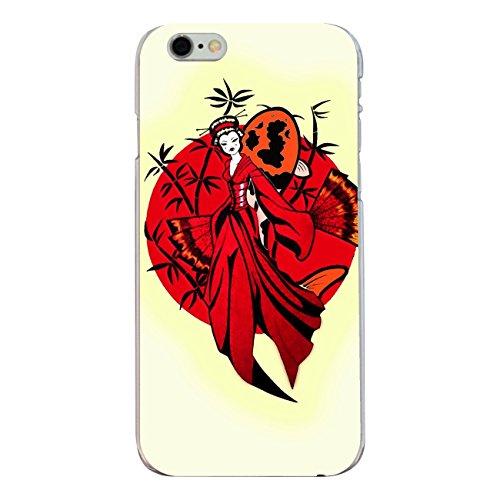 "Disagu Design Case Coque pour Apple iPhone 6s Housse etui coque pochette ""Geisha"""
