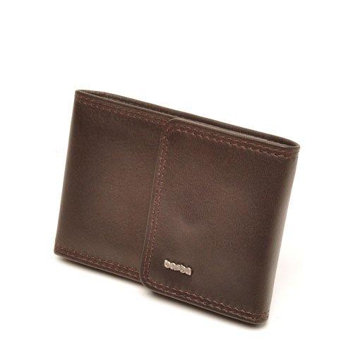 berba Valentino 012 Brieftasche in dunkelbraun