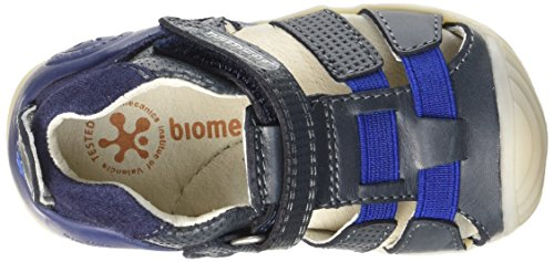 Biomecanics Jungen, Sandale, 162144-A, Blau (Azul Marino (Kaiser)), 19