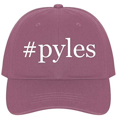 #Pyles - A Nice Comfortable Adjustable Hashtag Dad Hat Cap, Pink