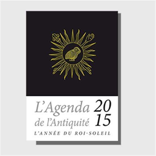 Agenda De Lantiquite 2015 (Objets Derives) (French Edition ...
