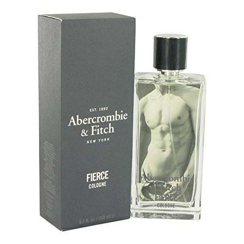 Abercrombie & Fitch Fierce Cologne Spray, 6.7 Ounce by Abercrombie & Fitch