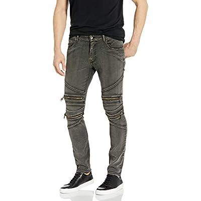 Just Cavalli Mens Black Denim: Clothing