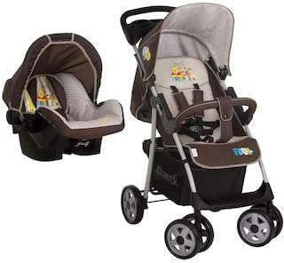 Hauck Winnie The Pooh Shop N Drive Travel System Amazon Co Uk Baby