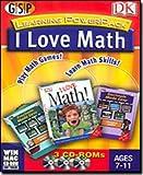 I Love Math PowerPack