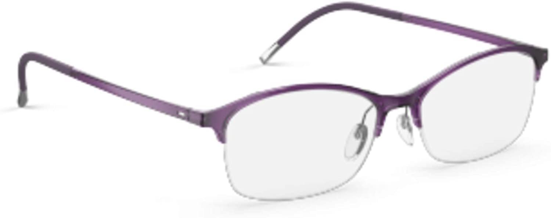Eyeglasses Silhouette Urban Fusion Full Rim 2904 6054 Grey//Blue 52//17//140 3 piec