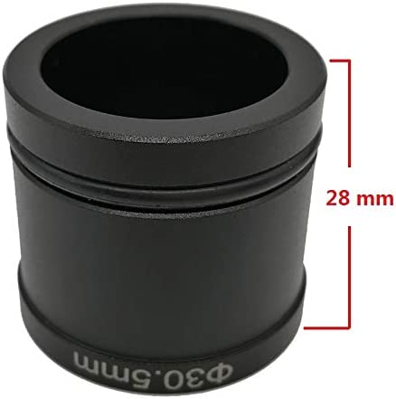 Mercury/_Group C Mount to 23.2mm 30mm 30.5mm Microscope Adapter for Connecting Stereo Biological Microscope and USB Eyepiece Industrial Camera