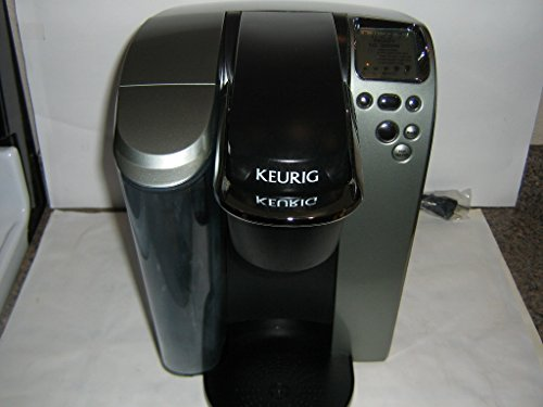 Keurig K75 Platinum Single-Cup Home-Brewing System with Water Filter Kit, One Size, Silver Platinum