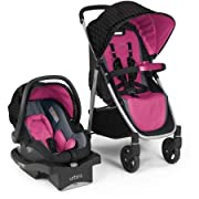 Urbini Turni Travel System PINK