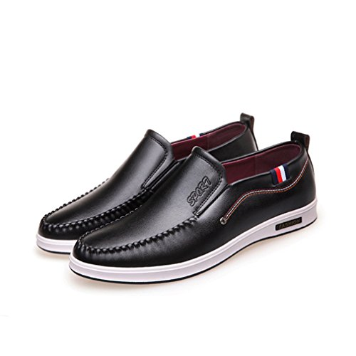 Negro Feidaeu Zapatos Zapatos Feidaeu Hombre xaxwXqvS