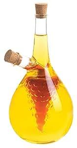 Fox Run Oil and Vinegar Cup, Grape, Set of 2