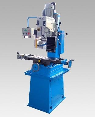 "PM-932M-PDF 9""x32"" Bench Type Milling Machine SINGLE PHASE, Free Shipping, Power Down Feed"