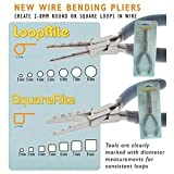 LoopRite and SquareRite Multi-Size Pliers, You