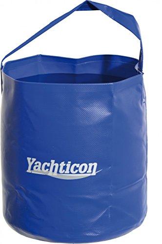 Yachticon Falteimer 10 Liter Eimer zum Falten