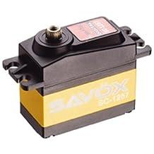 Savx SavoxSC-1257TG Super Speed Titanium Gear Standard Digital Servo
