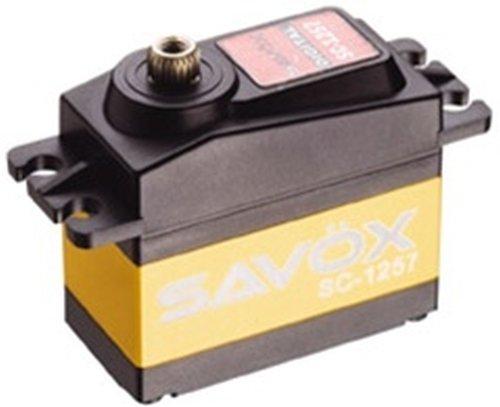 UPC 789264299503, Savox SC-1257TG Super Speed Titanium Gear Standard Digital Servo