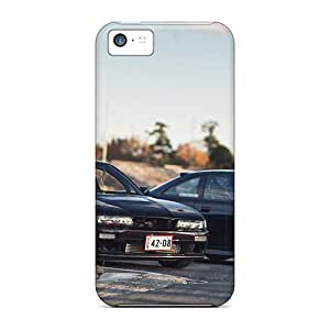 Iphone Covers Cases - Nissan Tuners Protective Cases Compatibel With Iphone 5c