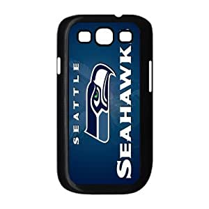 Cutstomize Seattle Seahawks NFL Back Cover Case for SamSung Galaxy S3 I9300 JNS3-1196 by kobestar