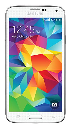 Samsung Galaxy S5, White (T-Mobile) Certified Pre-owned