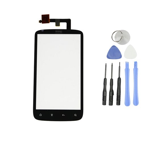 Generic Touch Screen Digitizer Glass for HTC G14 Sensation 4G Z710e and Tools