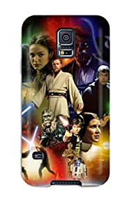 Hot New Star Wars Iphone Case Cover For Galaxy S5 With Perfect Design