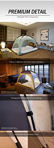 Review DDASUMI Warm Tent for