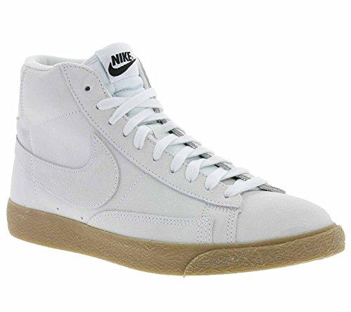 Nike Mænds Blazer Mid Prm Afslappet Sko Biege bYhYaMuhM