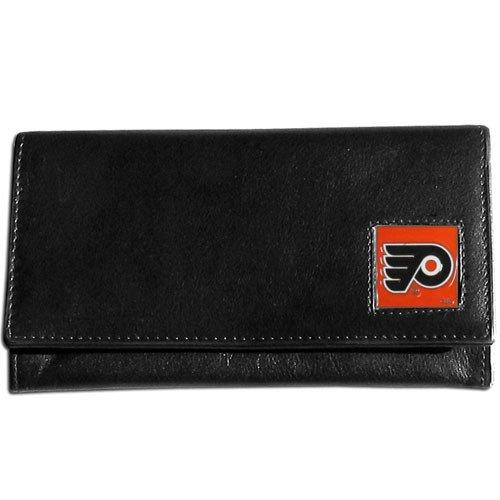 NHL Philadelphia Flyers Women's Leather Wallet