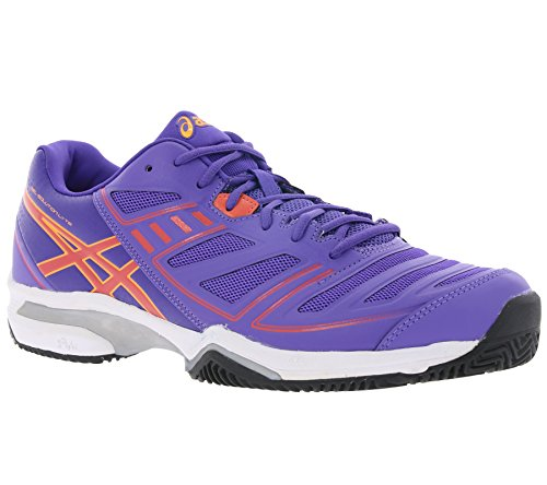 shoes 43 Gel 2 Asics Solution purple size 5 tennis Lyte Clay ladies vZqwE5E1
