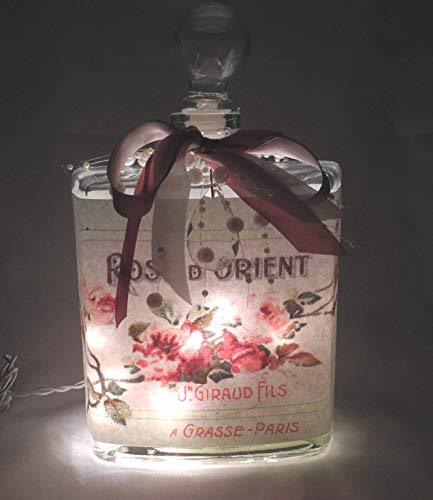 Decorative Bottle String Lights Vintage Style Bedside Lamp Romantic Lighting #OR434