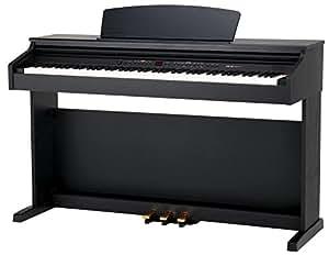 Classic Cantabile DP-50 SM piano electrico negro mate
