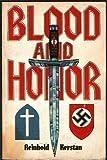 Blood and Honor, Reinhold Kerstan, 0891912738