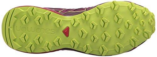 Salomon Vrouwen Speedcross Vario 2 W Backpacken Boot Donkerpaars