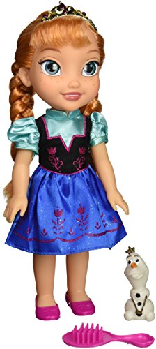 Toddler Anna Doll with Royal Reflection Eyes