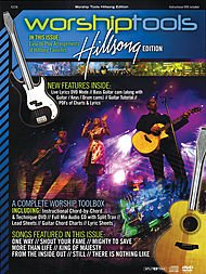 (WorshipTools - Hillsong Edition Book and CD and DVD Package)