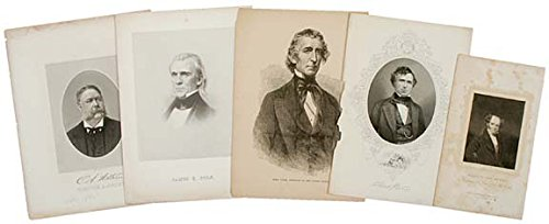 Lot of 5 Presidential Prints, Perine and Others