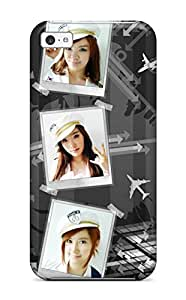 Tpu GunsRoses Shockproof Scratcheproof Snsd Rare Hard Case Cover For Iphone 5c