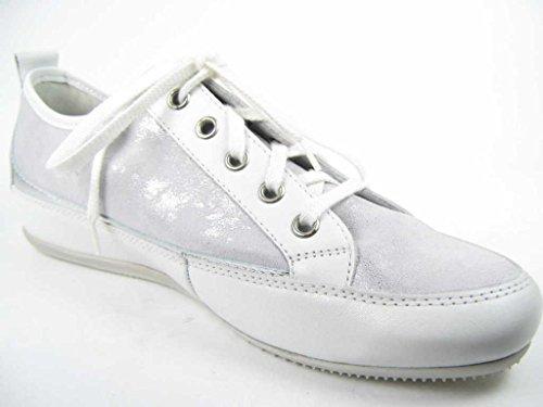 Semler, T6026, NV, blanc/3319-101° Blanc/argenté