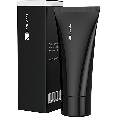 Price comparison product image Blackhead Remover Deep Cleansing Purifying Peel Acne Black Mud Face Mask 2.1 oz