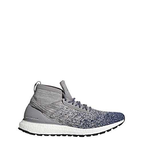 adidas Ultraboost All Terrain Shoe Men's Running 4 Grey-Noble Indigo