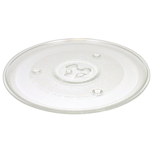 "First4Spares Microwave Turntable Glass Plate 10 5/8"" 270mm F"