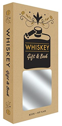 Whiskey Gift & Book: Book, Hip Flask by Stuart Derrick