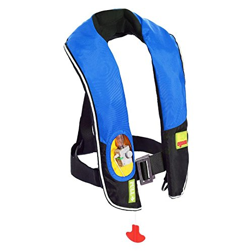 Premium Quality Automatic / Manual Inflatable Life Jacket...