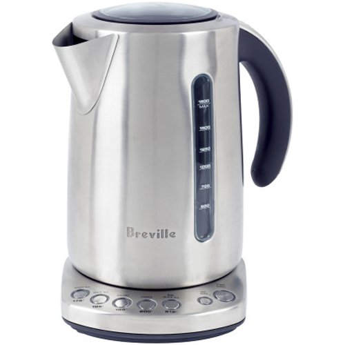 Breville Brushed Stainless Steel Variable Temperature