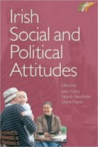 Book Irish Social and Political Attitudes