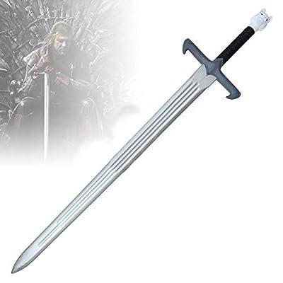 RealFireNSteel Game of Thrones - Jon Snow's Sword (LARP Friendly)