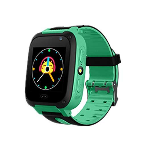 xanam Montre Intelligente de Suivi de Suivi de positionnement de l'enfant Smart Watch Life étanche et Anti-Perdue Montres connectées