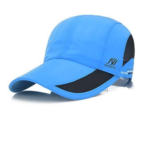 (Sport Cap Summer Quick Drying Sun Hat UV Protection Outdoor Cap for Men, Women)