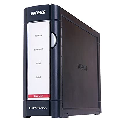 BUFFALO LS-250GL WINDOWS VISTA DRIVER