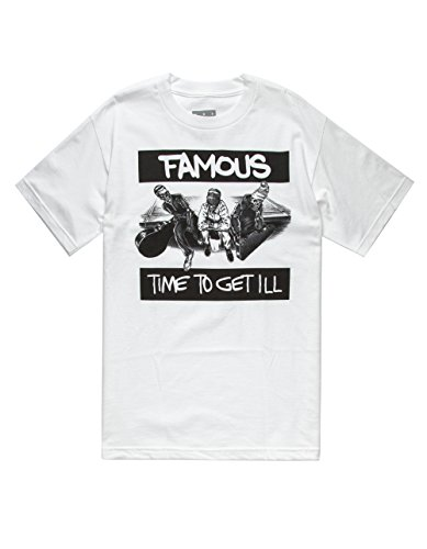 Die Tier Grafik T Shirt der Famous Stars And Straps Männer totes